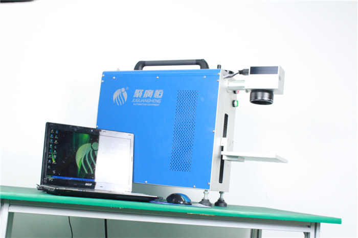 Jgh 106 20w Co2 Portable Laser Engraving Machine