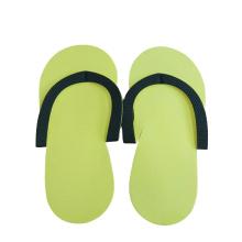 latest design Cheap bulk premium logo print promotional summer eva slipper flip-flops