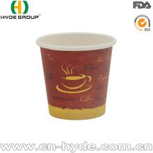 2.5oz Wegwerfkaffee-Papierschale für das Schmecken (2.5oz)