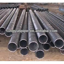 China heavy calibre spiral steel pipes