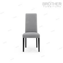 Chaise de salle à manger classique en bois design moderne