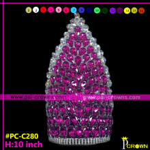 Cheap big pageant crowns and tiaras for sale