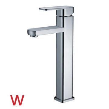 Marca de agua redonda grifo de palanca de baño de latón sin baño (CG4200)