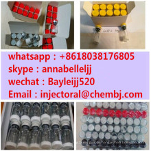 Anti Aging Pharmaceutical Raw Materials Polypeptide Ghrp-2 Gaining Muscle