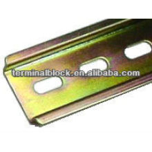 TA-001S 35mm Zinc Plating Electric Socket Din Rail Mounted Channel
