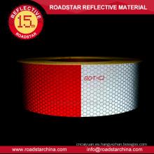 Grado alta intensidad DOT-C2 cinta reflectante para camiones coches