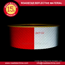 High intensity grade DOT-C2 reflective tape for cars trucks