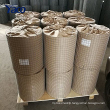 Any Color Is Available Heavy Gauge Stainless Steel Welded Wire Mesh Pool Fence