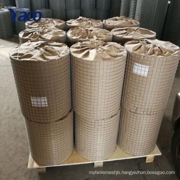 China supplier 10 gauge wire mesh welded wire mesh prices