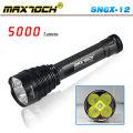 Maxtoch-SN6X-12 Cree 4500 Lumen 26650 Led-Taschenlampe Super Kapazität
