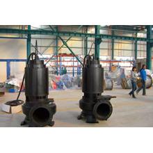 Bomba de agua sumergible para aguas residuales de ahorro de energía