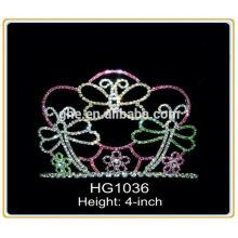 stylish wedding tiaras women tiara rhinestone star crown toyota crown car parts