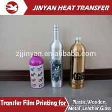 made in china heat transfer glitter pet film
