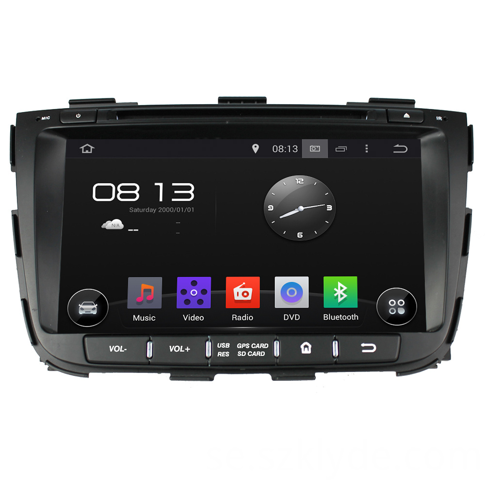 car dvd for kia Sorento 2013