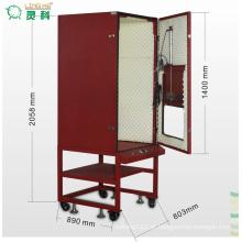 Cobertura de isolamento acústico para máquina de solda ultra-sônica