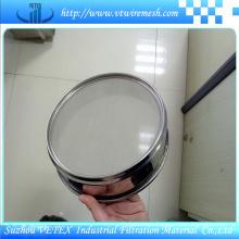 Alkali-Resisting Stainless Steel Testing Sieve