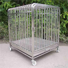 Folding Bid Steel Pet eller Dog Cages