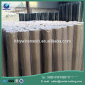 hot dipped galvanized and electro galvanized welded wire mesh rolls