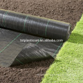 Heavy Duty Woven weed barrier fabric Landscape ground cover
