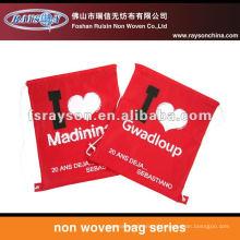 novo design de saco de funda isolado