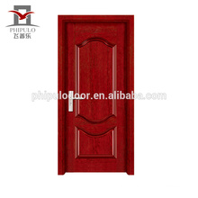 latest design best price interior solid wooden doors