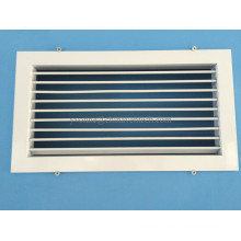 HVAC Systems Aluminium Single Deflection Grille Klimaanlage Grille