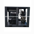 15kw motor silent heater changer air cooling scroll air compressor