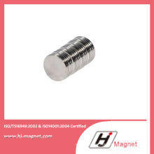High Quality Disc NdFeB Magnet