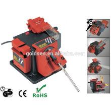 Máquina de afilar de múltiples funciones de la energía 70w Cuchillo del cincel Tijeras Cuchillas de cepilladora Afilador universal eléctrico de la amoladora de taladro