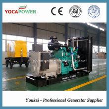 520kw / 650kVA Enfriamiento Cummins Generador Diesel
