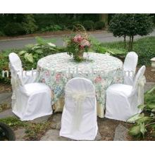tampa da cadeira do casamento, tampa da cadeira do banquete