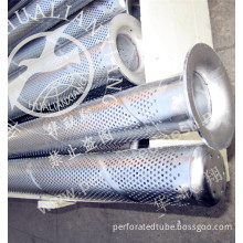 20 Microns Mesh Lined Perforated Basket Filter Strainer