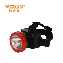 Wiederaufladbare LED-Stirnlampe im Freien für die Jagd
