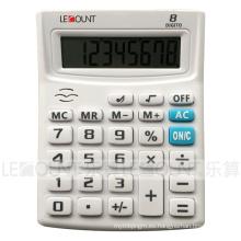 """Calculadora de escritorio de pantalla de 12 dígitos con sonido de voz """"Bi-Bi"""" (LC240S)"""