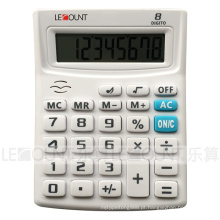 "Calculadora de mesa com display de 12 dígitos com som de fala ""Bi-Bi"" (LC240S)"