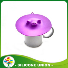 Customzized  Silicone Coffee Tea Cup Lids