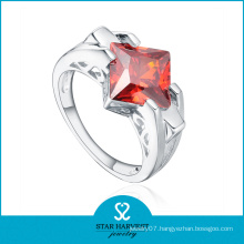 Charming Gemstone 925 Sterling Silver Ring Jewelry