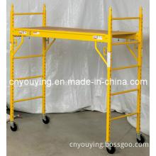 Working Platform / Multifunctional Scaffolding / Mobile Scaffolding / Movable Scaffold / Portable Scaffold, Power Coated