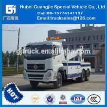 Caminhão do reboque do reboque do reboque, grande capacidade Caminhão de reboque de 20 toneladas, caminhão novo do reboque do trator do reboque do caminhão do Wrecker de dongfeng, caminhão de reboque grande do volume de 20 toneladas, caminhão novo do Wrec