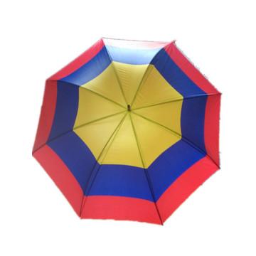 Colorful Printing Straight Umbrella (JYSU-01)