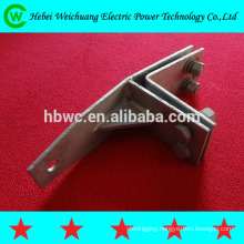 High quality immobility clamps for tower and pole