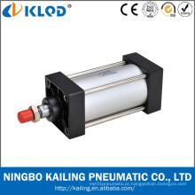 Cilindro Pneumático Curso 1000mm Sc-63
