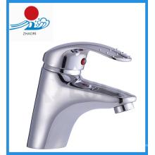 Robinet de mélangeur de robinet de lavabo à eau chaude et froide (ZR20102-A)