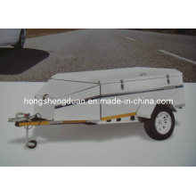 Box-Type Travel Trailer