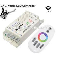 led strip 2.4G RF Wirelss control DC12V 180W DC24V 360W RGB MUSIC Controller