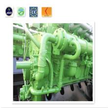 Ensemble de générateur de gaz à charbon avec Cummins Engine