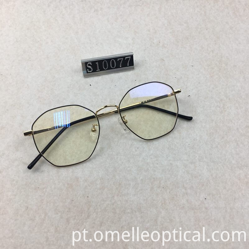 Oval Eyeglass Rame