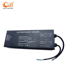 Full power output emergency driver for LED light