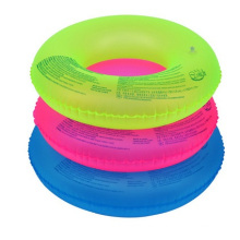 Fluorescent Swim Ring, Inflatable Adult Swimming Laps, Cheap Inflatable Swimming Ring