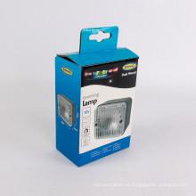 Caja de empaquetado por encargo de la luz LED de la lámpara del automóvil